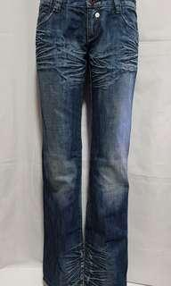 REPLAY Ladies' Denim Jeans Size 27 on tag