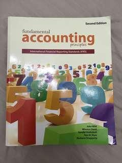 🚚 Fundamental Accounting Principles