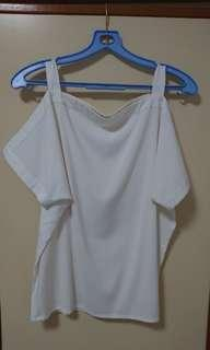 Womb white top