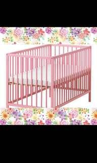 🚚 IKEA baby cot