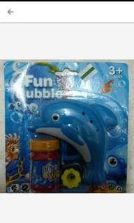海豚泡泡機
