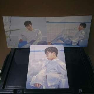 [WTS] BTOB This is Us Postcard - Eunkwang