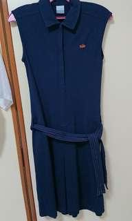 Nike navy blue dress