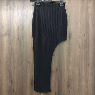 MISSGUIDED Asymmetrical Skirt