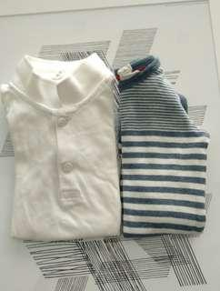 H&M Baby Rompers(2 pcs)