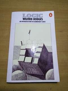 [Philosophy] LOGIC: AN INTRODUCTION by Wilfrid Hodges