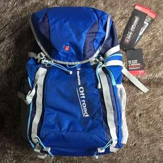 Manfrotto Off Road Hiker Backpack 30L (with camera storage compartment)
