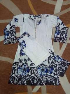 De'Alfa Baju Kurung Pahang
