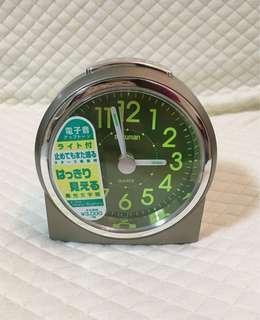 Maruman 日式小鬧鐘