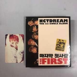 NCTDREAM MFAL ALBUM With Renjun Pc