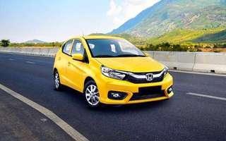 Honda New Brio, DP MURAH - ANGSURAN MURAH ( untuk discount bisa langsung chat ) ^^