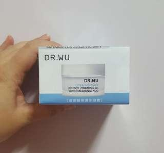 🚚 Dr Wu Intensive Hydrating Gel with Hyaluronic Acid