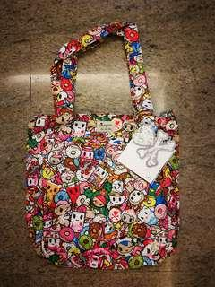 🚚 BN Jujube Tokipops Be Light Tote Bag