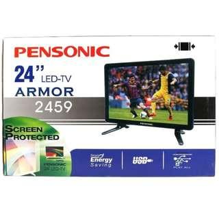 "Pensonic TV 24"" Inch LED 2459 Armor Television"