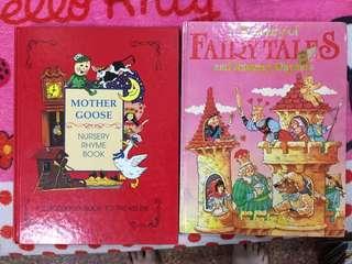 Children rhyme books