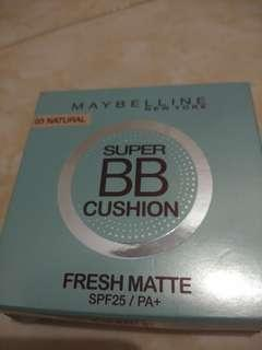 Maybelline BB Cushion matte 03 natural