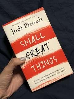 🚚 Jodi Picolt Small Great Things