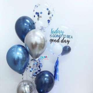 "24"" Personalised Helium Balloon"