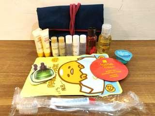 SALE Shiseido Kose Innisfree Travel Kit