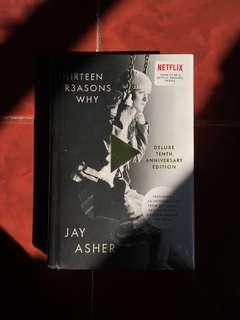 Thirteen Reasons Why Deluxe 10th Anniversary Edition Hardbound