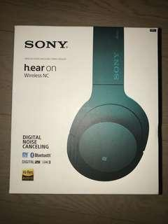 Sony Headphone MDR 100 ABN