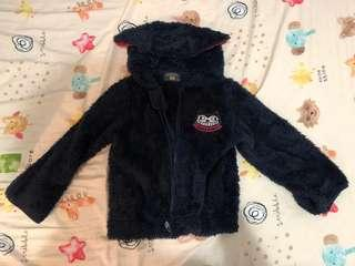 小童毛毛外套 Fluffy Jacket