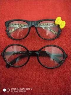 Kacamata Korea Lucu