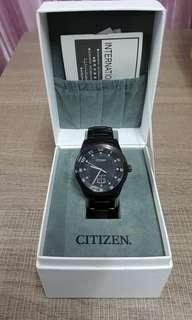 Used Citizen Eco Drive Analog Watch