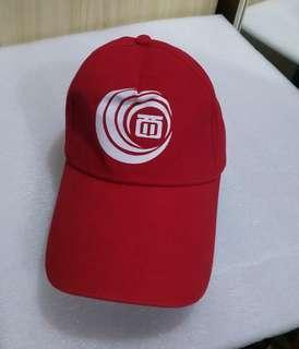 紅色 Cap 帽兩頂