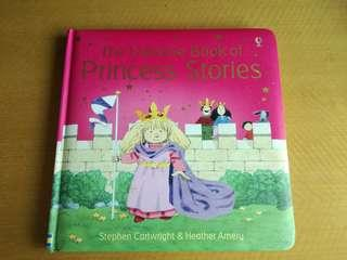 Usborne Series of Princess Stories  幼兒英文故事書