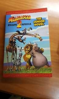 🚚 馬達加斯加2 原文書