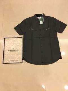 NEXHYPE短袖襯衫