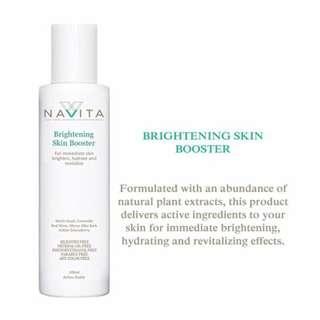 Navita Brightening Skin Booster 100ml
