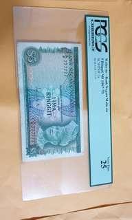 $5 bank Negara Malaysia