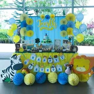 1st/2nd/5th/8th/kids birthday pacakage