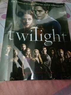 Twilight Illustrated Movie Companion