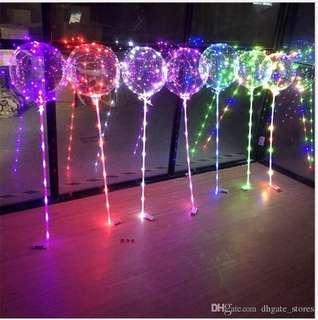 🚚 LED BALLOON STICK