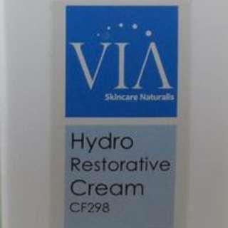 VIA Hydro Restorative Cream 60ml
