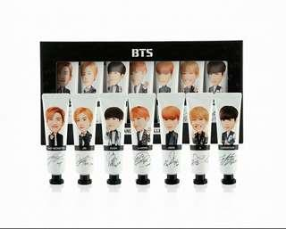 PRICE REDUCED READY STOCK OFFICIAL BTS HANDCREAM #MMAR18