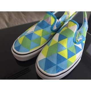 Sepatu vans motif langka premium