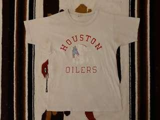 1970s Houston Oilers NFL / AFC