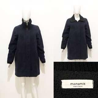 Monamie wool winter coat / jacket