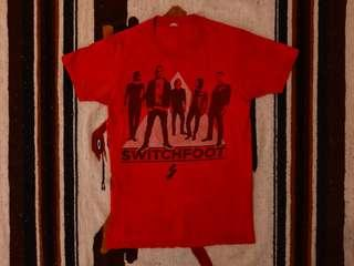 Switchfoot Band Tshirt