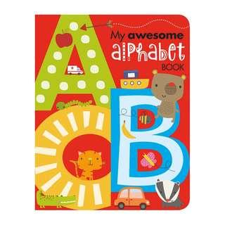 🚚 My Awesome Alphabet Book