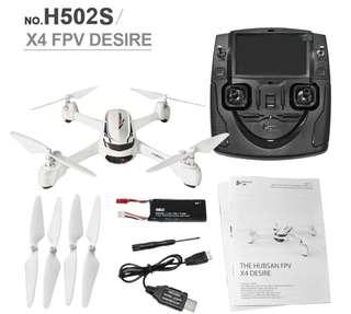 Hubsan H502S Drone