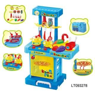 Kids kitchen set toys