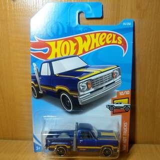 Hotwheels Dodge Li'l Red Express Pickup 1978