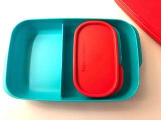 Brand new Tupperware lunchbox (2in1)