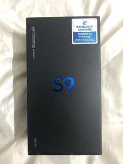 Galaxy S9 Coral Blue 64GB
