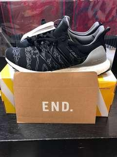 7f00ddf33 Adidas X Undefeated Ultra Boost